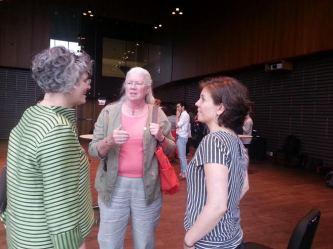 Susan Manning, Margaret Nelson, Jenai West