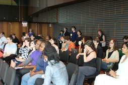 Mellon Summer Seminar attendees